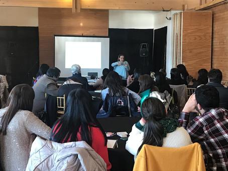 Inicio del taller de ABP e Integración Curricular en Concepción