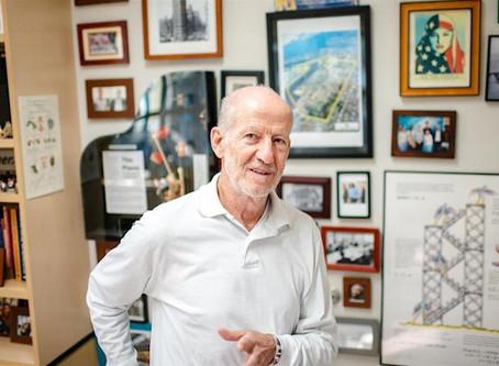 Larry Rosenstock, fundador de High Tech High, gana el WISE Award 2019, el Nobel de la Educación