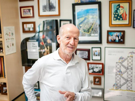 Larry Rosenstock, fundador de High Tech High, gana el WISE Award 2019, el Nobel de la Educación