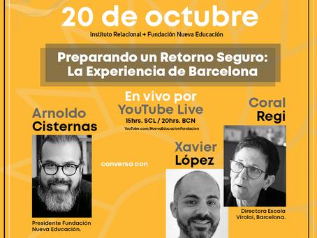 Preparando un Retorno Seguro: La experiencia de Barcelona