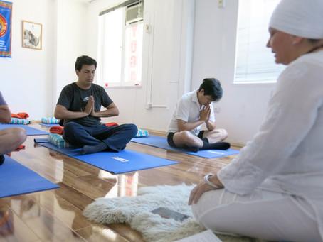 Jornada de Yoga con los directores de los colegios Súmate de Nuevas Oportunidades