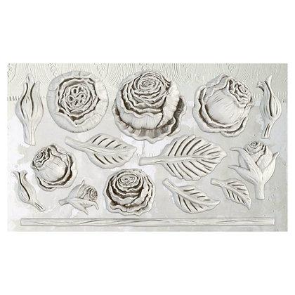 IOD Heirloom Roses - Decor Mould