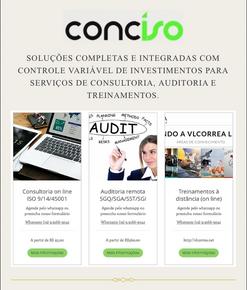 Startup Conciso