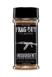 Insurgent (Za'atar Seasoning)