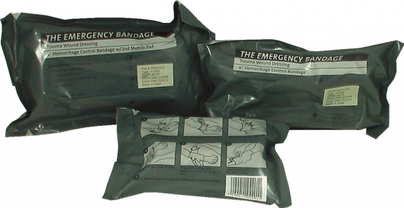 "Israeli Bandage 6"""