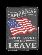 America Live It, Love It