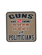 Rust and Politicians