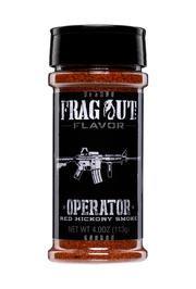 Operator (Red Hickory Smoke)