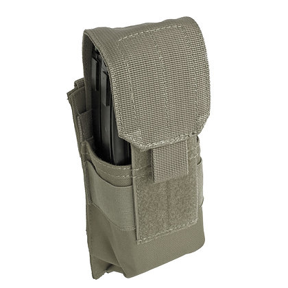 MOLLE Single Rifle Mag Pouch