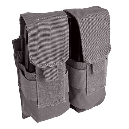 MOLLE Double Rifle Mag Pouch