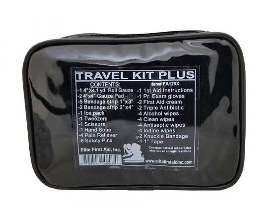 Travel Plus First Aid Kit