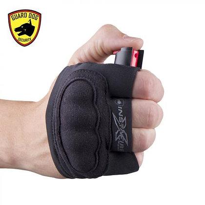 Pepper Spray + Knuckle Defense Hand Sleeve