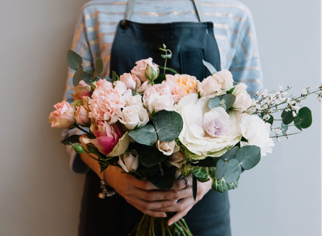 Roses & Lilies & Peonies, OH MY!