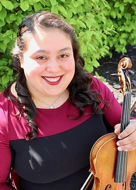 Amanda Hernandez Wichita Falls Suzuki Violin