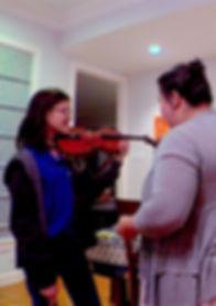 Amanda Hernandez Suzuki Violin