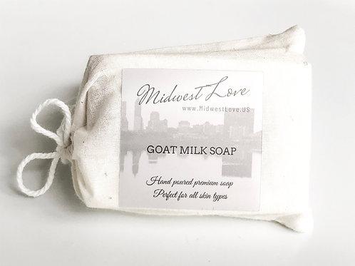 Goats Milk Soap Bar 4oz