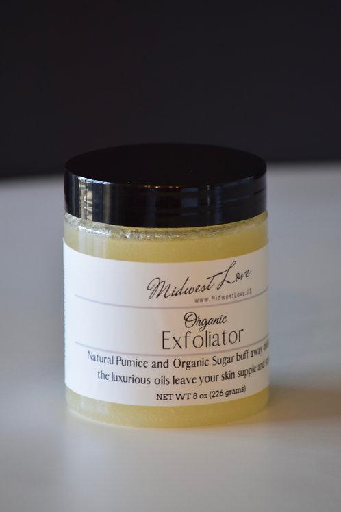 Organic Exfoliator
