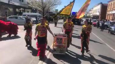 Cootamundra Wattle Parade