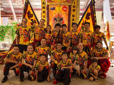 [Canberra Weekly] Chinese dance troupe's peak season upon us