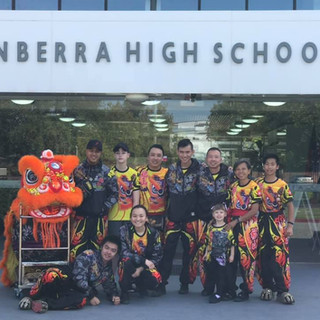 Canberra High School, ACT