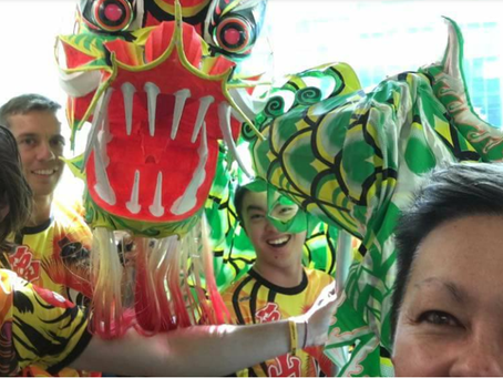 [OBDM] Prosperous Mountain Lion Dance