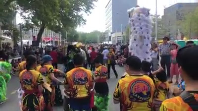 Multicultural Fest parade