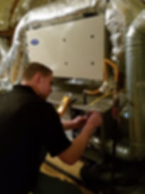 Legacy Mechanical Solutions keeps your HVAC systems running smooth all year long.
