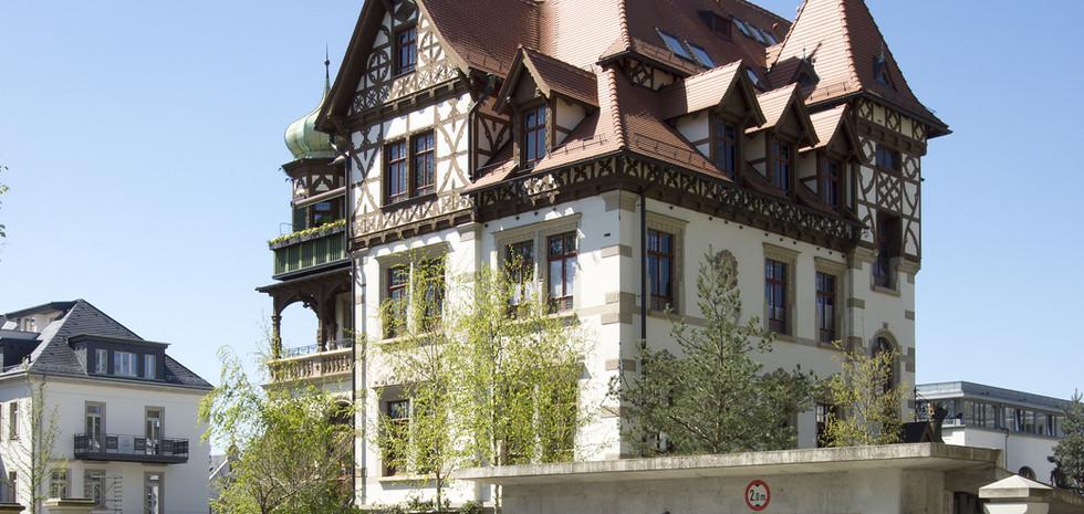 Dresden - Weißer Hirsch