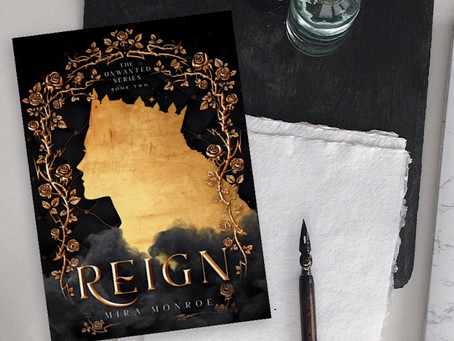 REIGN is coming Tuesday