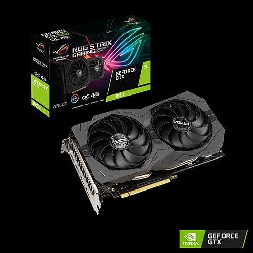 SUS nVidia ROG-STRIX-GTX1650-O4GD6-GAMING