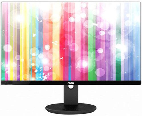 """AOC 27"""" IPS 5ms Full HD Frameless Monitor"""