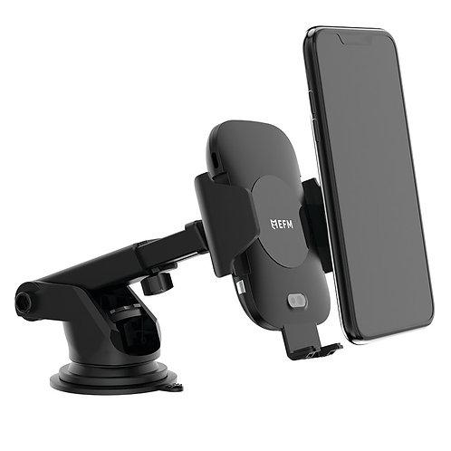 EFM 15W wireless Auto-Sensor Car Mount & 39W Car Charger