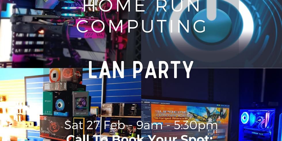 February LAN