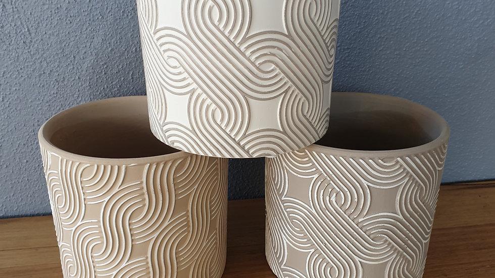 Swirl Pot