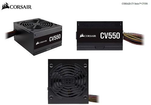 Corsair 550W CV Series CV550 ATX Power Supply