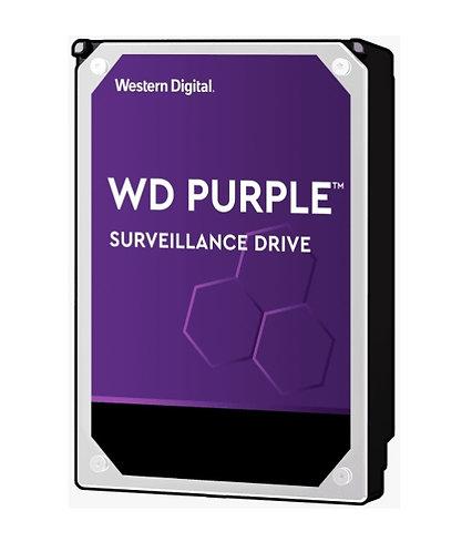 """Western Digital WD Purple 1-4TB 3.5"""" Surveillance HDD 5400RPM"""