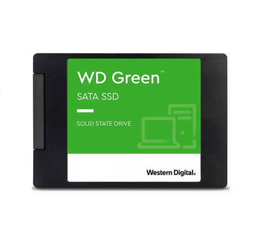 "Western Digital Green 480GB 2.5"" SSD"