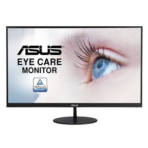 """ASUS VL279HE 27"""" Eye Care Monitor FHD (1920x1080), IPS, 75Hz, 5ms, Slim, Framele"""