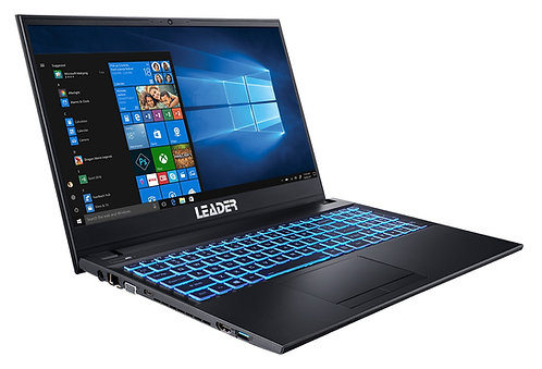 "Leader Companion 513 Notebook, 15.6"" Full HD, Intel i7-1065G7, 8GB, 500GB SSD, D"