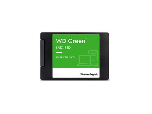 "Western Digital 120GB 2.5"" SSD Green"