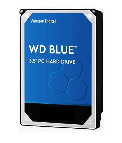"Western Digital Blue 1TB 3.5"" Hard Drive"