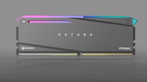 Antec Katana RGB 16GB (2x8GB) DDR4 3600MHz C18 18-20-20-24, PC4-28800 MB/s, 1.35