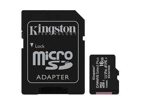 Kingston 16GB MicroSD