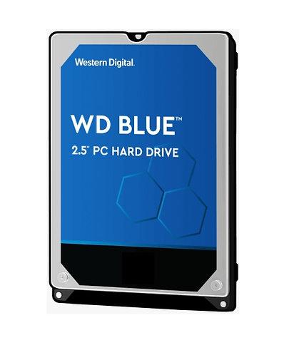 """Western Digital WD Blue 2TB 2.5"""" HDD SATA 6Gb/s 5400RPM 128MB Cache SMRTech 2yrs"""