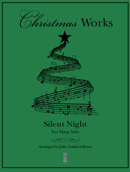 Silent Night - harp solo