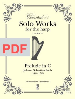 PDF Prelude in C Major - J.S. Bach