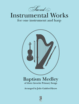 Baptism Medley - harp and one instruments