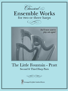 The Little Fountain - 2 - 3 harps
