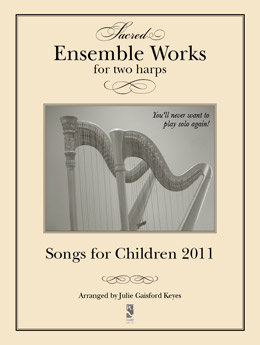 Songs for Children 2011 - 2 harps