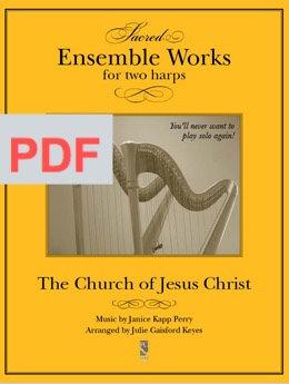 The Church of Jesus Christ - 2 harps PDF